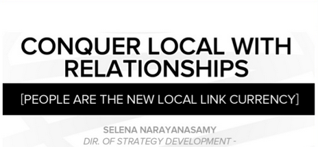 Local SEO and relationships